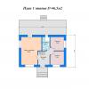 План 1этажа без табл — копия — копия